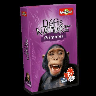 Bioviva - Défis Nature Primates