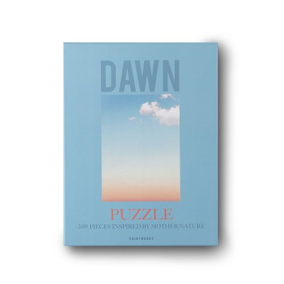 Printworks - Puzzle Dawn 500 pieces