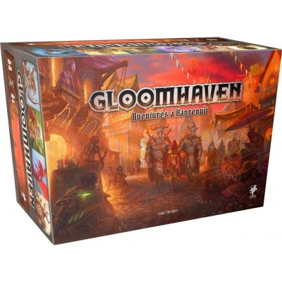 Cephalofair Games - Gloomhaven (French Version)