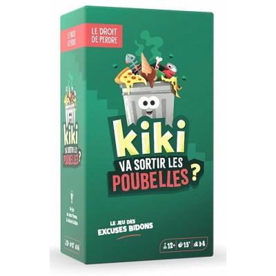 Le droit de perdre -  Kiki va Sortir les Poubelles