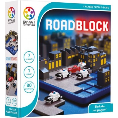 Smart Games - Au Voleur ! (Road Block)