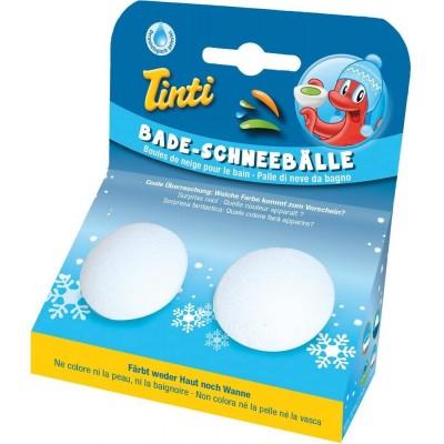 Tinti - Boules de neige pour le bain