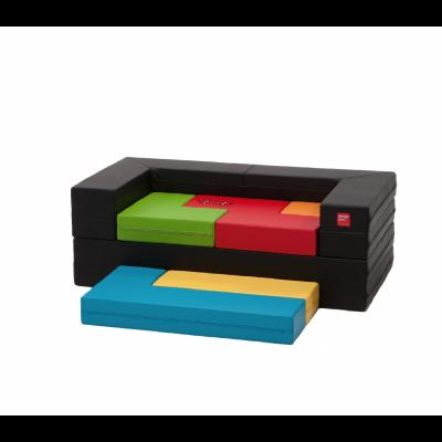 Designskin TETRIS Sofa avec cadre noir
