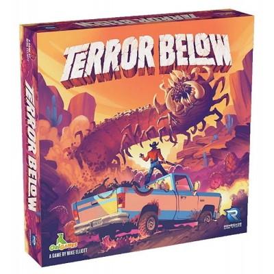 Renegade Terror Below (French version)