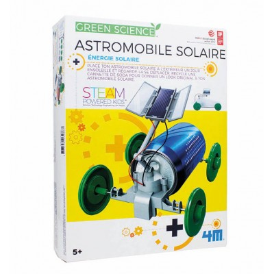 4M - Green Science - Astromobile solaire