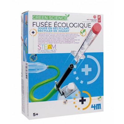 4M - Green Science - Fusée écologique