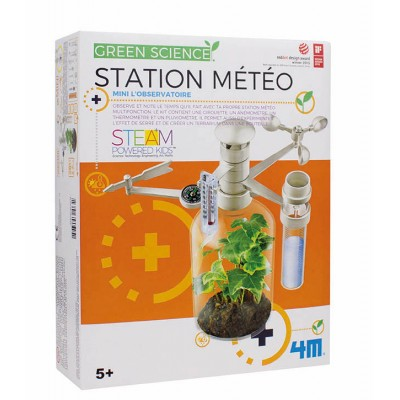 4M - Green Science - Station Météo