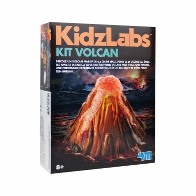 KidzLabs - Kit Volcan