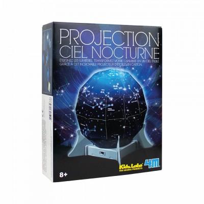 4M - Projection ciel nocturne