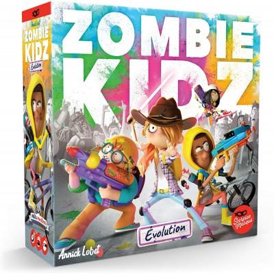 Scorpion masqué - Zombie Kidz Evolution (French Version)