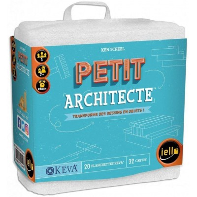 Iello - Petit Architecte (French Version)