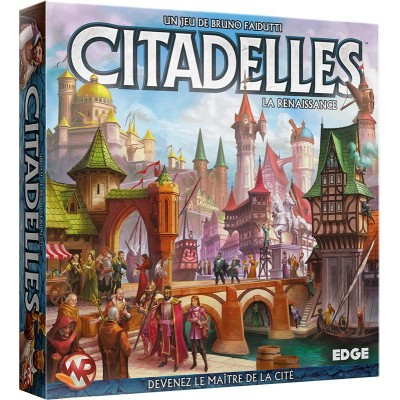 Edge - Citadelles (4ème Edition) (French Version)