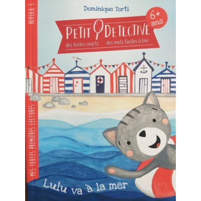 Petit Détective : Lulu va à la mer
