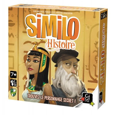 Gigamic - Similo Histoire