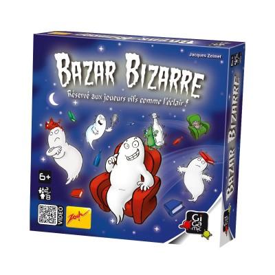 Gigamic - Jeu de cartes Bazar bizarre