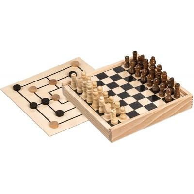 Philos - Combinaison jeu Echecs-Moulin - mini