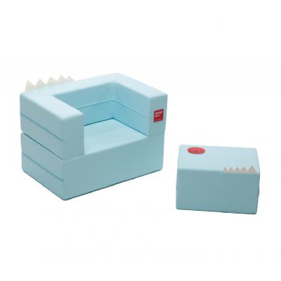 Designskin CAKE Siège bleu clair