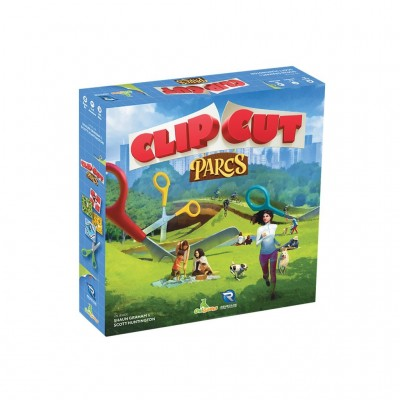 Origames-Clip Cut Parcs