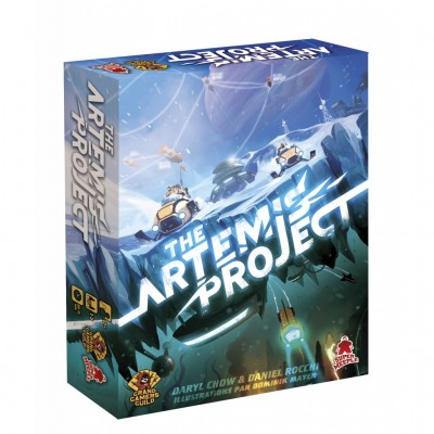 Super Meeple - The Artemis Project (French Version)