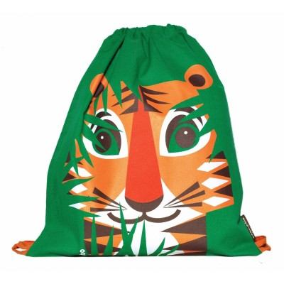 Coque en Pâte - Sac d'activité tigre