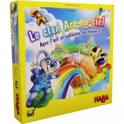 Haba - Le Clan Arc-en-Ciel (French Version)