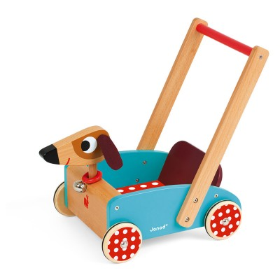 JANOD - Chariot Crazy Doggy (bois)