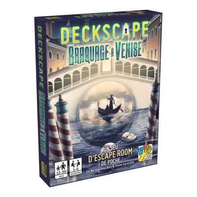 dV Giochi Deckscape - Braquage à Venise (French version)