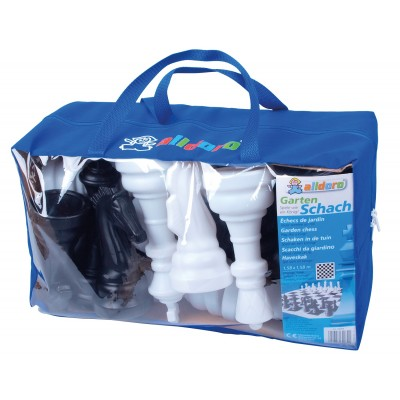Alldoro - Outdoor chess set XXL