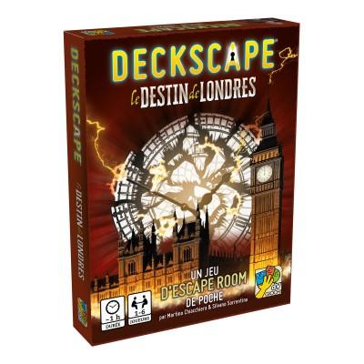 dV Giochi Deckscape - Le destin de Londres
