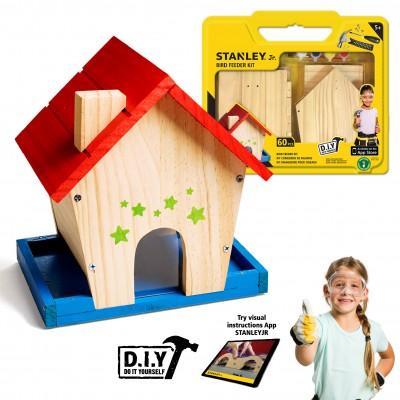 Stanley Jr. - Nichoir en bois DIY