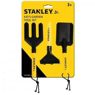 Stanley Jr. - Ensemble d'outils de jardinage 3-pièces