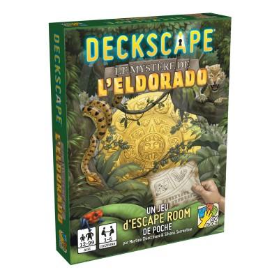 dV Giochi Deckscape - Le trésor de El Dorado (French...