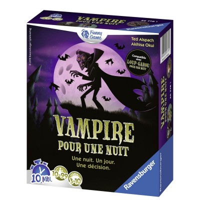 Vampire pour une nuit (French Version)