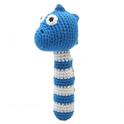 NatureZOO Rattle Stick - Mr. Dino