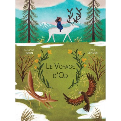Père Fouettard -  Le voyage d'Od (French)
