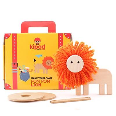 Kipod Pom Pom Lion