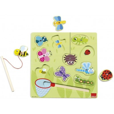 Goula - Insect Fishing Puzzle