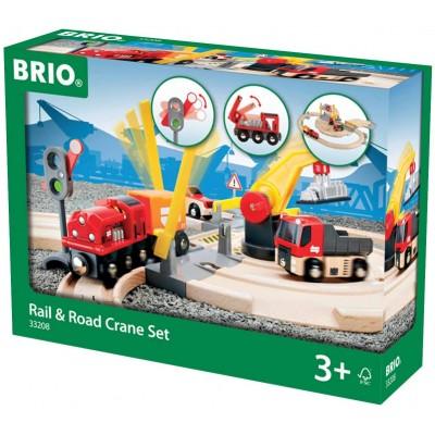 Brio World - Rail / Road Merchandise Transfer Circuit