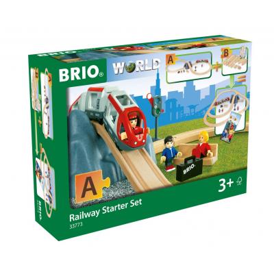 Brio World - Railway Starter Set