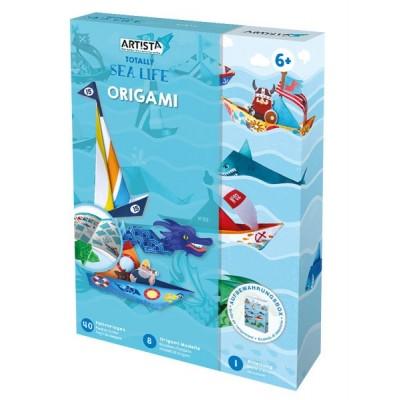Artista - Origami Boat Sea Life