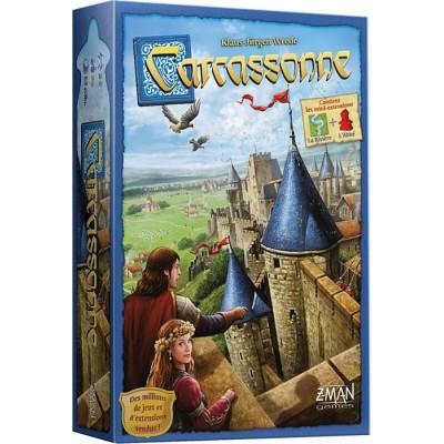 Z-Man - Carcassonne