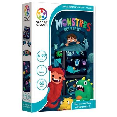 Smart Games - Monstres sous le lit