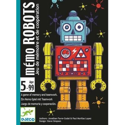 Djeco - Memo Robots