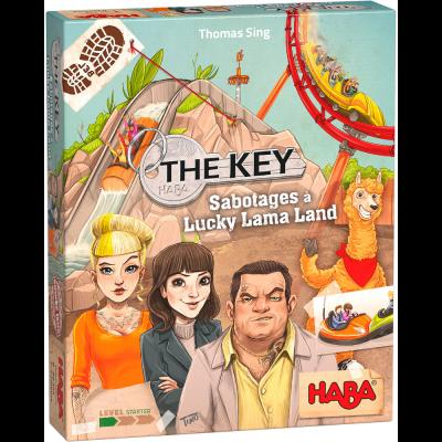 Haba - The Key – Sabotages à Lucky Lama Land
