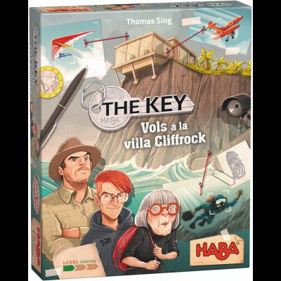 The Key – Vols à la villa Cliffrock (French Version)