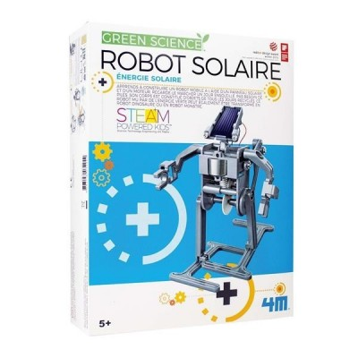 4M - Green Science - Robot Solaire
