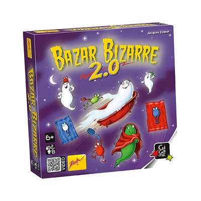 Gigamic - Bazar Bizarre 2.0