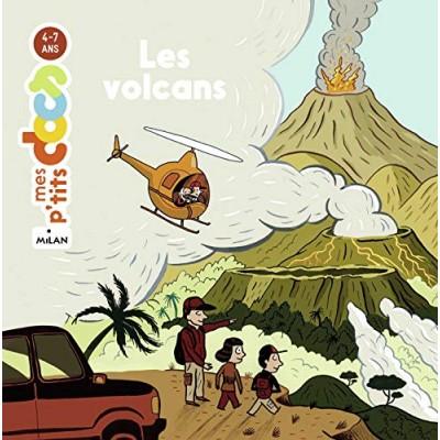 Milan - Les volcans (Mes p'tits docs)