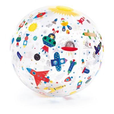 Djeco - Inflatable Balloon Space