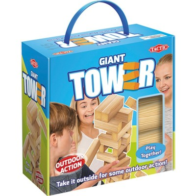 Tactic - Giant tower - Outdoor game